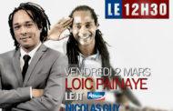 Loïc Païnaye - Le Jt Antenne Réunion - Nicolas Guy