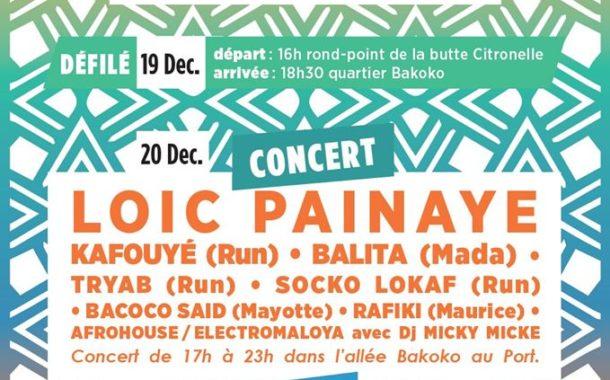 Loïc Païnaye Bakoko La Réunion et ses engagés