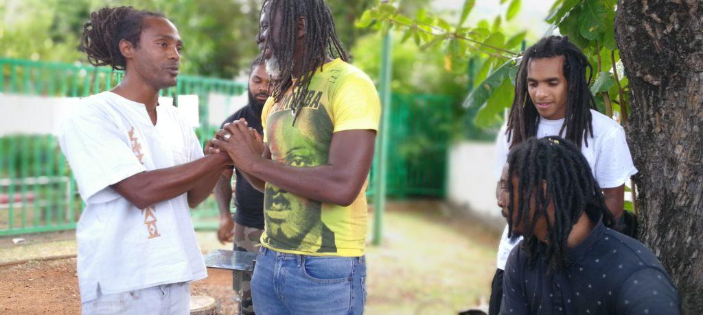 Tiken Jah Fakoly et mes musiciens